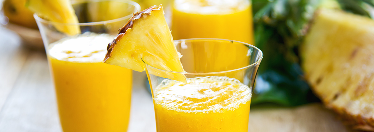 Tropical Workout Smoothie
